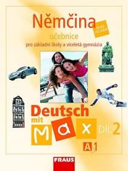 DEUTSCH MIT MAX 2. UČEBNICE