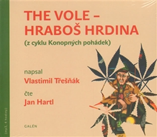 CD The Vole - Hraboš hrdina