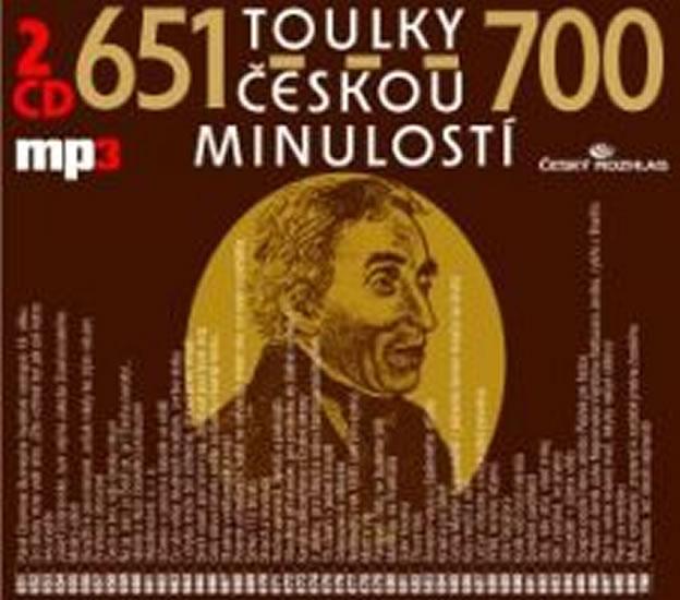 CD Toulky českou minulostí 651-700 (MP3)