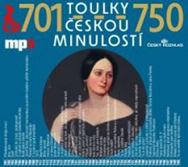 CD Toulky českou minulostí 701-750 (MP3)
