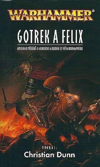 GORTEK A FELIX WARHAMMER