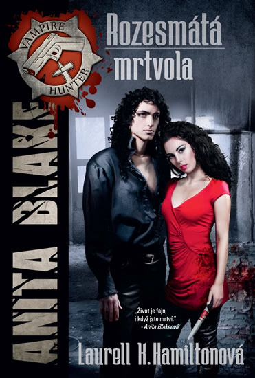 Anita Blake  2 - Rozesmátá mrtvola - Hamiltonová Laurell K.