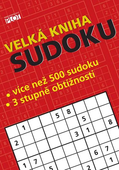 VELKÁ KNIHA SUDOKU/PLOT