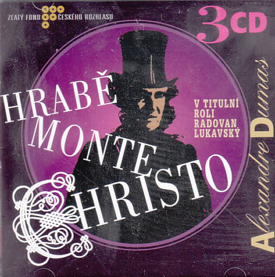 HRABĚ MONTE CHRISTO - CD