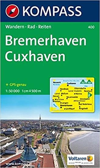 Bremerhave, Cxhaven 400 / 1:50T kompass