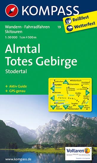 ALMTAL TOTES GEBIRGE 1:50 000 /19/