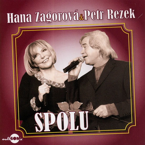Zagorová H. a Rezek P. - Spolu CD