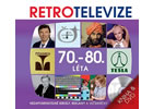 Retro televize - 70.-80. léta - DVD plus kniha