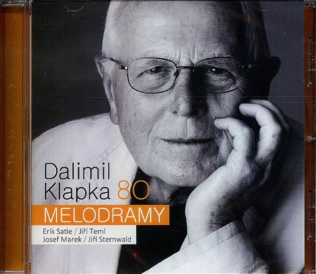 CD Dalimil Klapka 80 - Melodramy