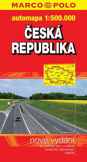 ČESKÁ REPUBLIKA 1:500T