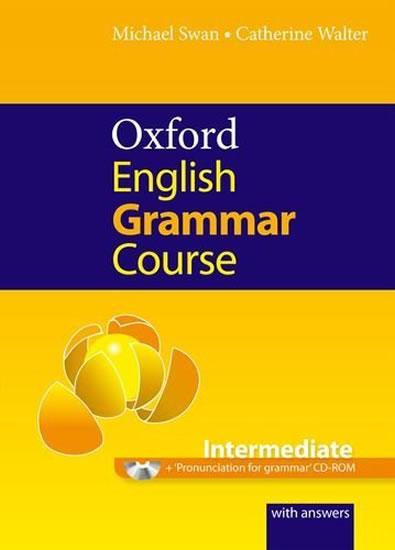 OX English Grammar Course Inter+key+CD-ROM