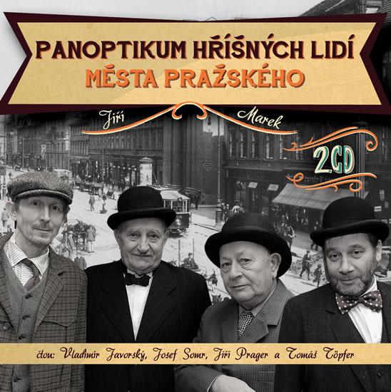 CD PANOPTIKUM HŘÍŠNÝCH LIDÍ MĚSTA PRAŽSKÉHO