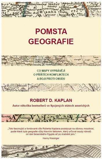 POMSTA GEOGRAFIE