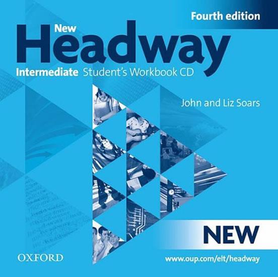 New Headway 4ed Intermediate wb CD