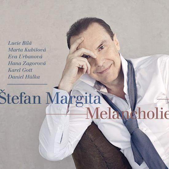 CD ŠTEFAN MARGITA  MELANCHOLIE