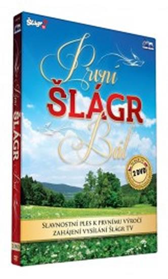 1. Šlágr bál 2013 - 2 DVD - neuveden