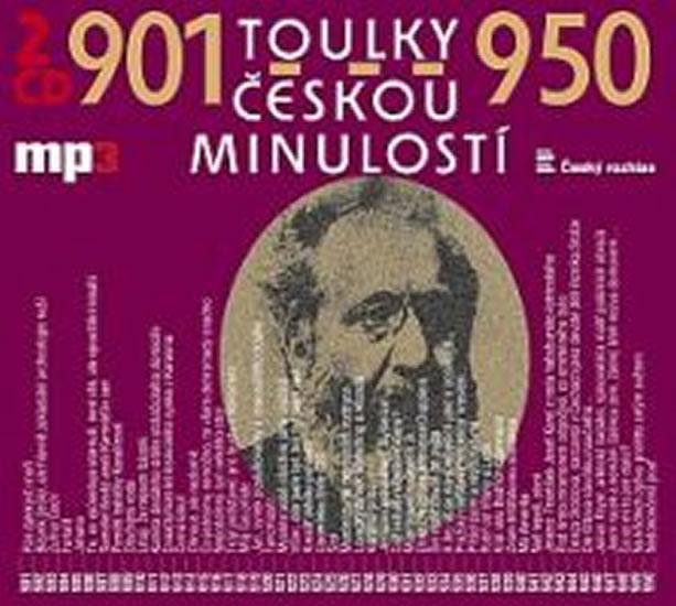 CD Toulky českou minulostí 901-950 - 2CD/mp3
