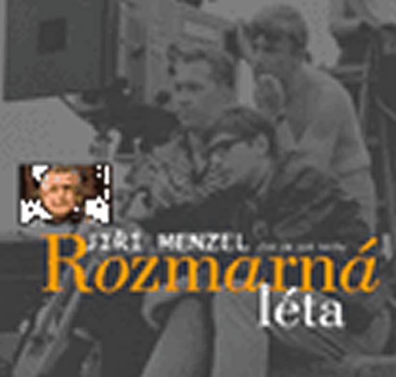 CD Rozmarná léta Jiřího Menzela