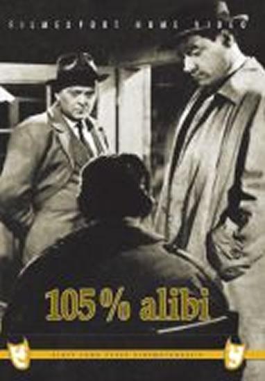 105% alibi - DVD box - neuveden