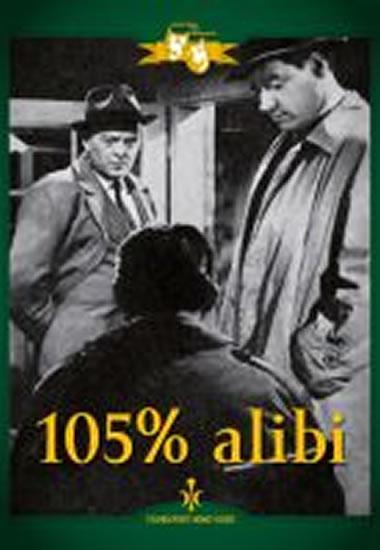 105% alibi - DVD digipack - neuveden