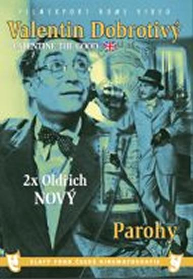 DVD Valentin Dobrotivý / Parohy