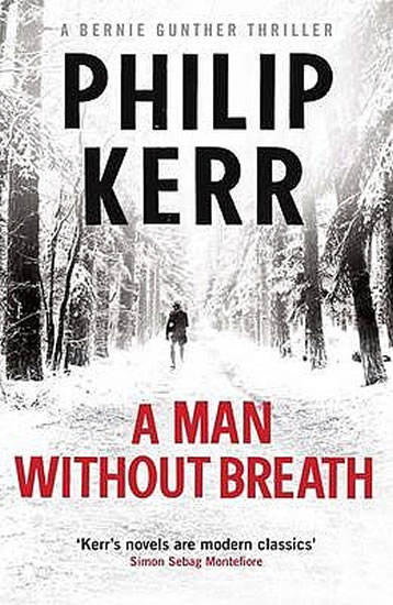 A Man Without Breath - Kerr Philip