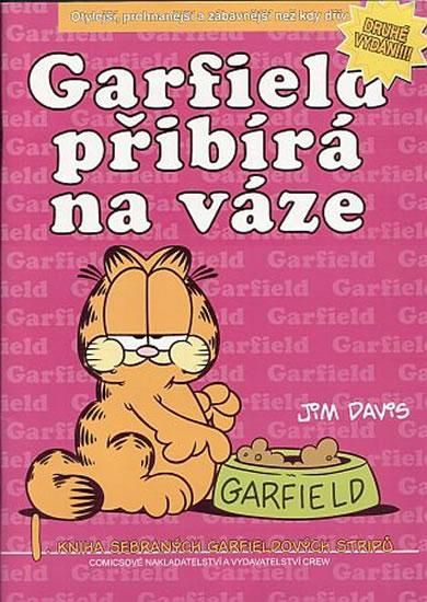 GARFIELD PŘIBÝVÁ NA VÁZE (Č.1) - 4. VYDÁNÍ