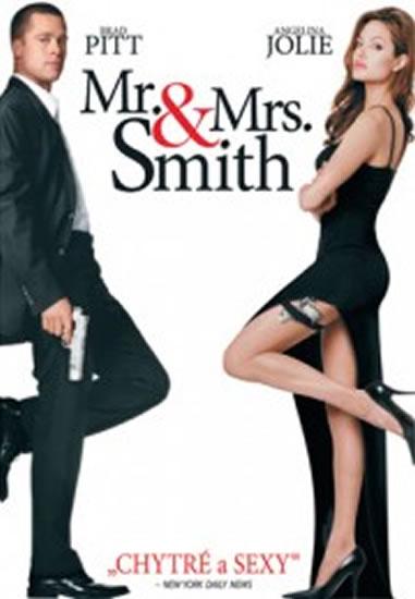 DVD Pan a paní Smithovi