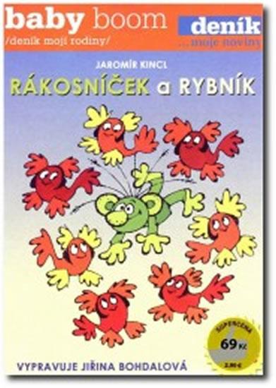CD Rákosníček a rybník