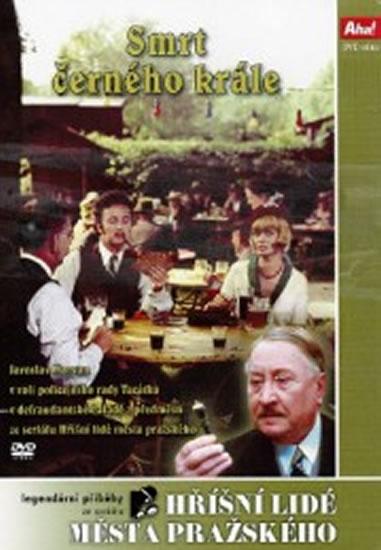 Smrt černého krále - DVD