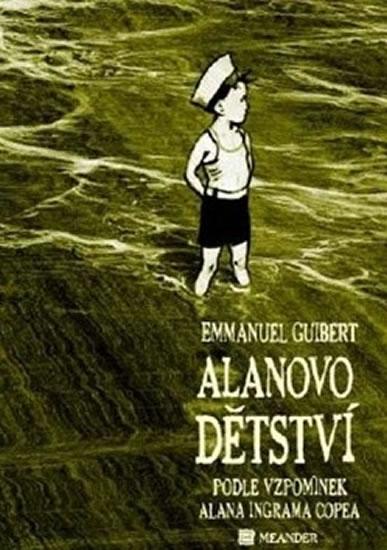 Alanovo dětství - Guibert Emmanuel