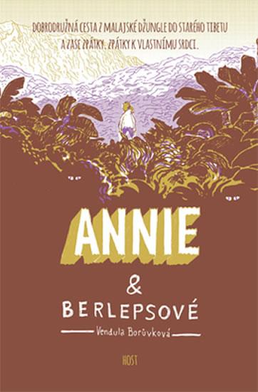 Annie a berlepsové - Borůvková Vendula