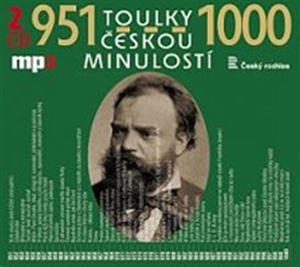 CD Toulky českou minulostí 951-1000 - 2CD/mp3