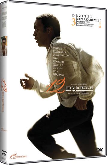 12 let v řetězech DVD - neuveden