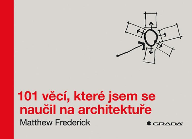 101 VĚCÍ KTERÉ JSEM SE NAUČIL NA ARCHITEKTUŘE