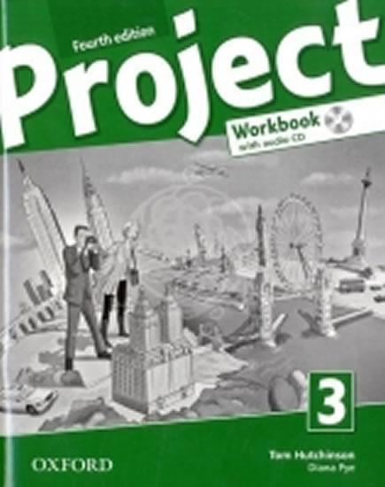Project 3 Worbook  Fourth edition(4.vydání) Oxford