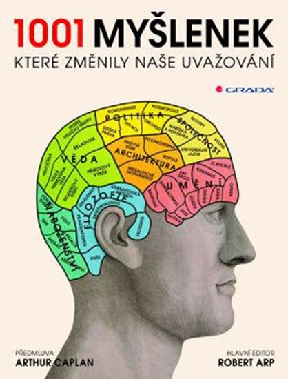 1001 myšlenek, které změnily způsob našeho uvažování - neuveden