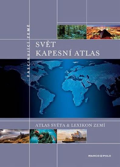 Kapesní atlas světa - Marco Polo
