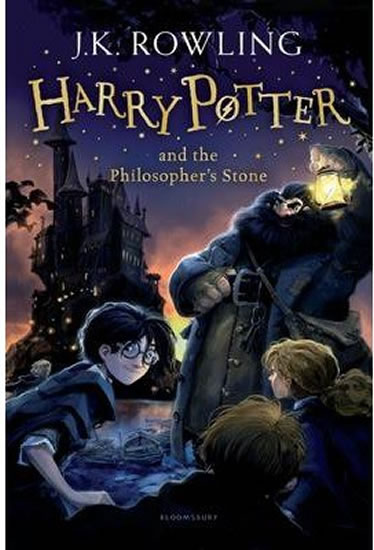 HARRY POTTER 1 AND THE PHILOSOPHERS STONE/BLOOMBSBURY