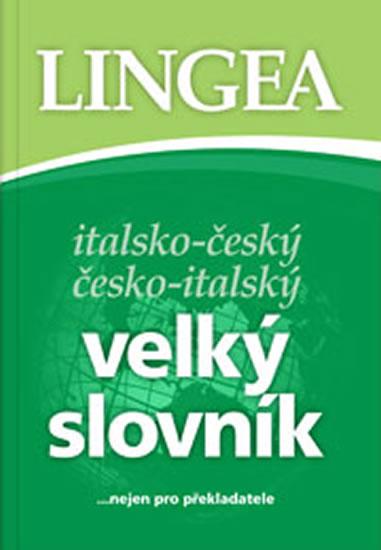 Italsko - český česko - italský velký slovník