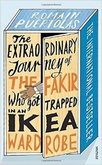Extraordinary Journey of Fakir who got trapped in an Ikea wardrobe