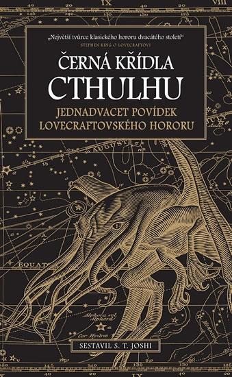 Černá křídla Cthulhu - Joshi S. T.