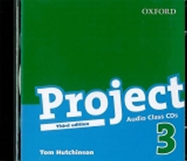 CD PROJECT 3/OXFORD