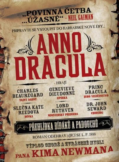 Anno Dracula - Newman Kim