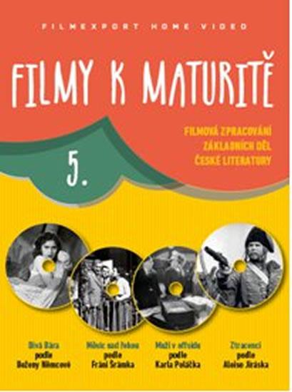 Filmy k maturitě 5 - 4 DVD