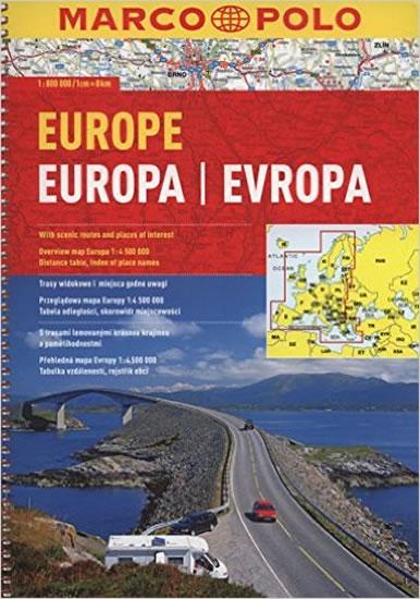EVROPA-EUROPA/ATLAS-SPIRÁLA