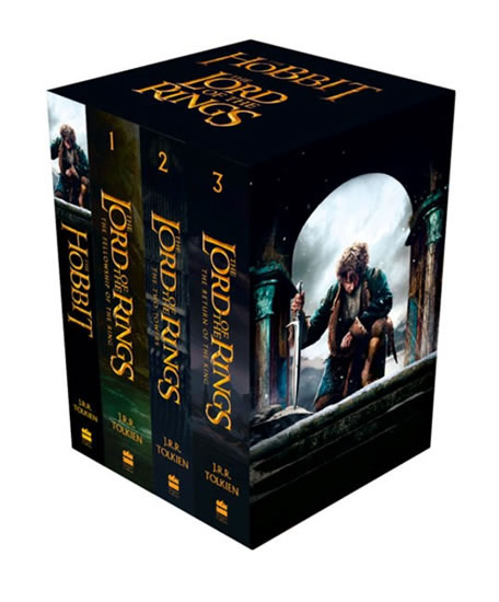 Hobbit and The Lord of Ring - Boxed Set