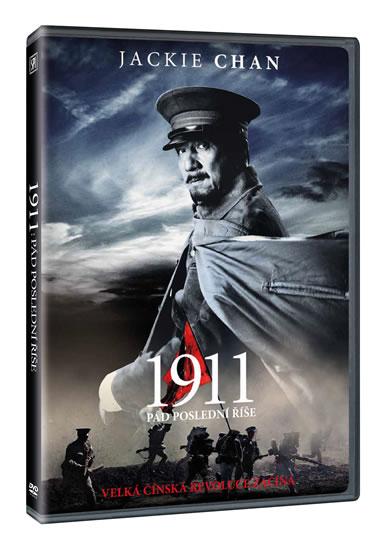 1911: Pád poslední říše - DVD - neuveden