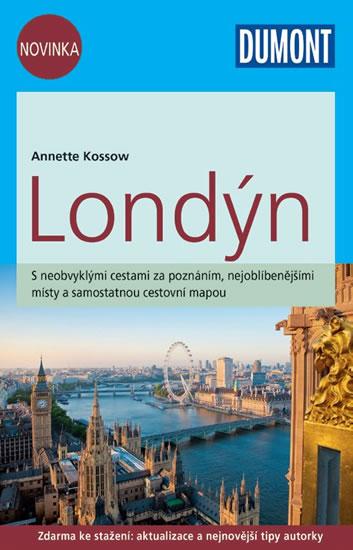 LONDÝN / DUMONT NOVÁ EDICE