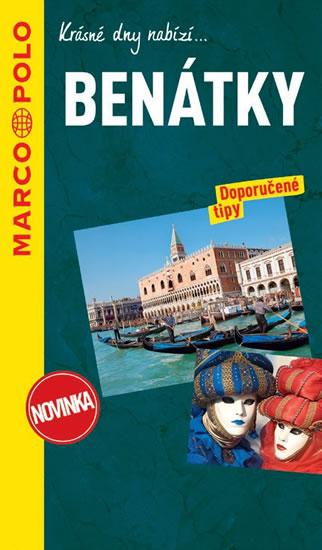BENÁTKY / PRŮVODCE NA SPIRÁLE S MAP